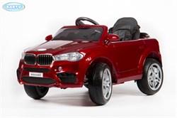 Электромобиль BARTY BMW M004MP  (HL-1538)  бордовый-глянец - фото 14365