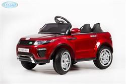 Электромобиль BARTY Land Rover M007MP VIP (HL-1618) бордовый глянец - фото 14436