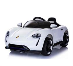 Электромобиль BARTY Porsche Sport  (М777МР) белый - фото 14529