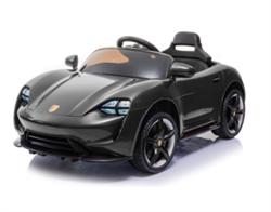 Электромобиль BARTY  Porsche Sport  (М777МР) черный глянец - фото 14530