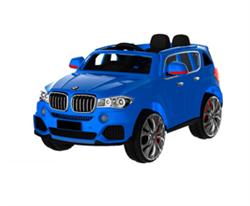 Электромобиль BARTY BMW X5 (М555МР)  кузов  F-15 performance, Синий, Глянцевый - фото 14532