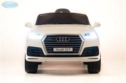 Электромобиль BARTY  Audi Q7  Quattro LUX (JJ2188R/2MP)  Белый, Глянцевый - фото 14574