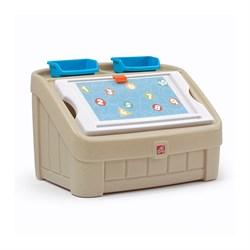 Ящик для игрушек  Два в одном - фото 14926