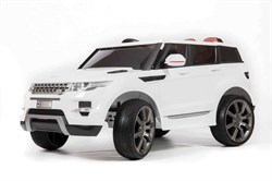 Электромобиль BARTY Range Rover (Б333ОС) белый - фото 15163