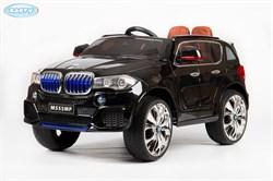 Электромобиль BARTY BMW X5 (М555МР)  кузов  F-15 performance, Черный, Глянцевый - фото 15165