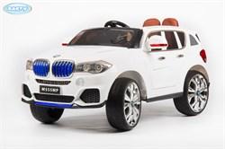 Электромобиль BARTY BMW X5 (М555МР)  кузов  F-15 performance, белый, глянец - фото 15207