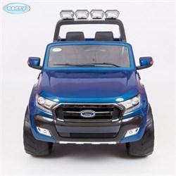 Электромобиль Barty Ford Ranger F650 синий глянцевый - фото 15544