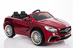 Электромобиль Mercedes-Benz SL65 XMX602 красный глянец - фото 15611
