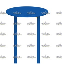 Столик для песочницы круглый  МФ 3.051 - фото 15699