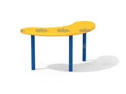 Столик для песочницы овальный МФ 3.052 - фото 15700