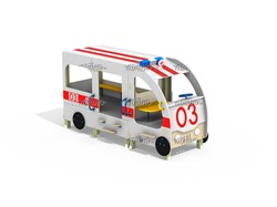 Автобус Скорая помощь МФ 4.028 - фото 15713