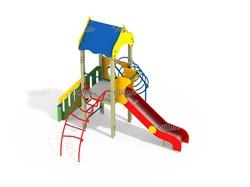 Детский игровой комплекс Н=1200 ДИК 1.017 - фото 15758