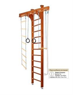 Домашний спортивный комплекс Kampfer Wooden Ladder (сeiling) - фото 15998