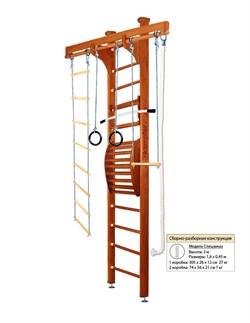 Домашний спортивный комплекс Kampfer Wooden ladder Maxi (ceiling) - фото 16038