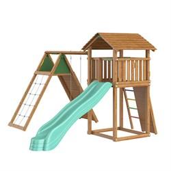 Детские городки Jungle Cottage+Climb module extra - фото 16290