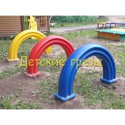 Ворота пластиковые для подлезания - фото 16437