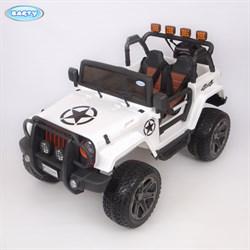 Электромобиль Jeep Wrangler Т555МР 4Х4 (ПОЛНЫЙ ПРИВОД) - фото 16661