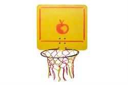 Кольцо баскетбольное со щитом - фото 16720