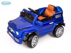 Электромобиль М001МР Синий Глянцевый - фото 16893
