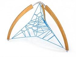 УК 7.906.11 Флекс сетка пирамида цинк - фото 17383