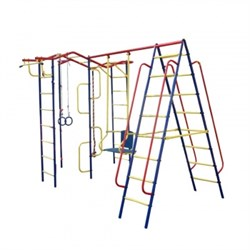 Детский спортивный комплекс Пионер-дачный Вираж ТК-2 плюс - фото 17545