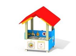 МФ 5.421 Игровой домик кухня с навесом - фото 18005