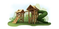 Игровой комплекс «Тропический» - фото 18228