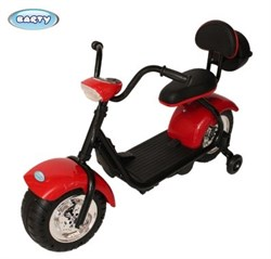 Детский электромотоцикл CityCoco BARTY YM708 красный - фото 19202