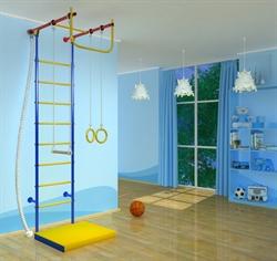 Детский спортивный комплекс Самсон 5 - фото 4075