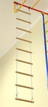 Веревочная лестница - фото 4249