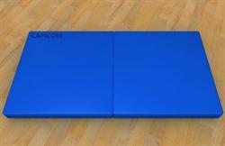 Мат гимнастический (складной) 1м х1м - фото 4259
