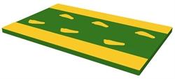 Мягкий игровой элемент Romana Координирующая дорожка ДМФ МК-01.25.00 - фото 4289