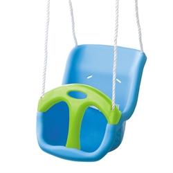Детские пластиковые качели подвесные Marian Plast 372 - фото 4459
