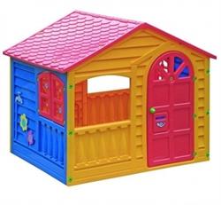 Детский пластиковый домик Игровой Marian Plast 360 - фото 4503