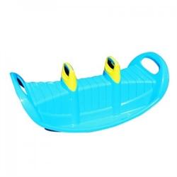 Детская пластиковая качалка Трио Marian Plast 609 - фото 4519