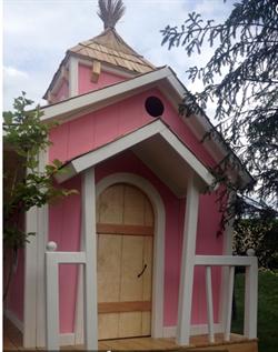 Двухэтажный домик Принцессы - фото 4990