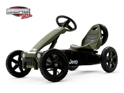 Jeep Adventure pedal BFR - фото 5164