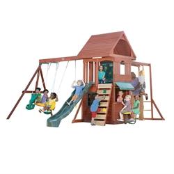 Детская площадка Горная крепость - фото 5233