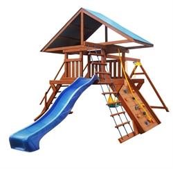 Детская площадка Солнышко 8-1.50м без колеса - фото 5252