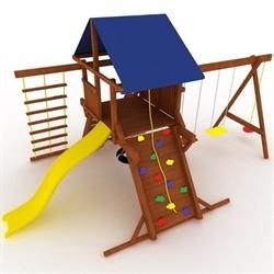Детская игровая площадка Солнышко 8-1.80м - фото 5256