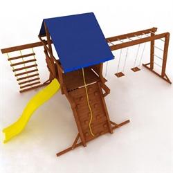 Детская игровая площадка Солнышко 7-1.80м - фото 5258