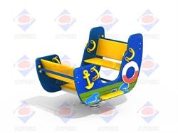 Качалка на пружине Кораблик ДИО 4.01 - фото 5794