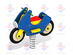 Качалка на пружине Мотоцикл ДИО 4.04 - фото 5800