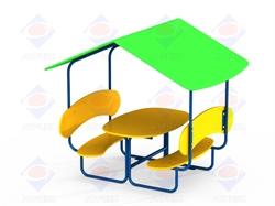 Столик с крышей МФ 2.031 - фото 6014