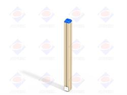 Столб деревянный  МФ 7.11 - фото 6062
