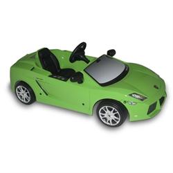 Детский электромобиль Ламборджини Галлардо с электрическим мотором 12V - фото 6542
