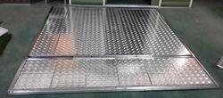 Алюминиевый пол серии Даррен - фото 6741