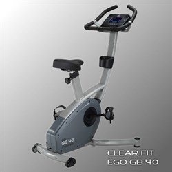 Велотренажер — Clear Fit GB 40 Ego - фото 7391