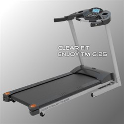 Беговая дорожка — Clear Fit Enjoy TM 7.35 HRC - фото 7409