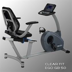 Велотренажер — Clear Fit GB 50 Ego - фото 7459